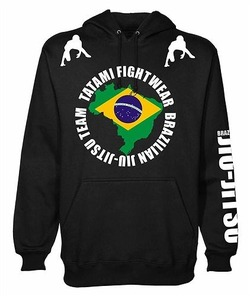 Black Brazil Hoodie1