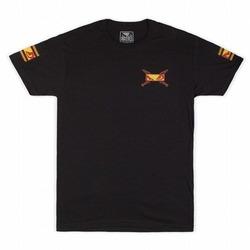 Trojan Warrior T-shirt charcoal1