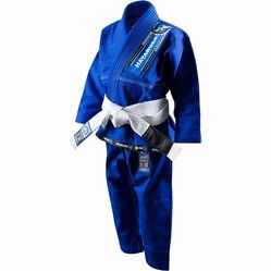 Yuushi Youth Jiu Jitsu Gi blue 1a