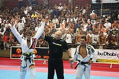 ハファエル・メンデス アブダビプロ北ブラジル予選2010