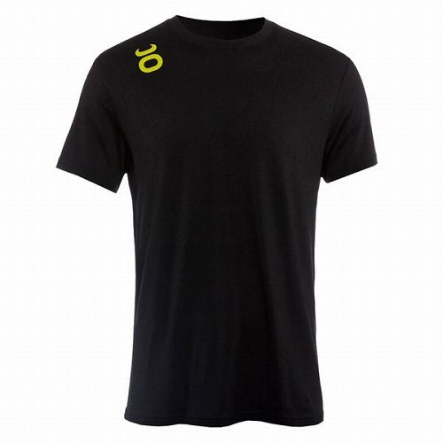Tee Tenacity Performance Crew BK Yellow1