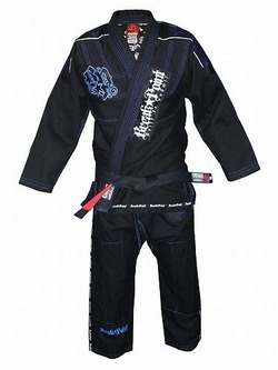 GI Light Weight Deluxe 2013 2014 Black2