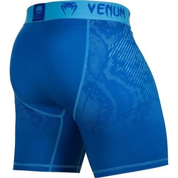 Fusion Compression Shorts blue 2