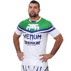 Dry Tech Venum Shogun UFC Edition Wt Green2