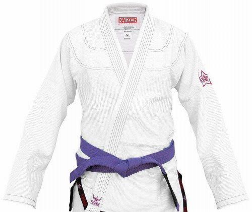 Adult BJJ Kimono - White 4