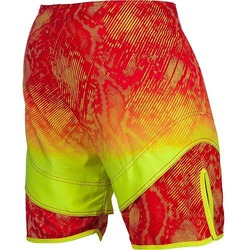Fusion Fightshort red_yellow2