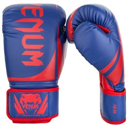 Challenger 20 Boxing Gloves bluered 1