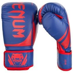 Challenger 20 Boxing Gloves bluered 1