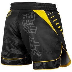 Okinawa 20 Fightshorts blackyellow4