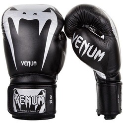 Giant 30 Boxing Gloves blacksilver 1