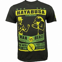 Tee Gentleman Vs. Beast Shirt Green1