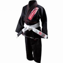 Yuushi Youth Jiu Jitsu Gi black 1a