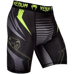 Sharp 3 Vale Tudo Shorts blackyellow1