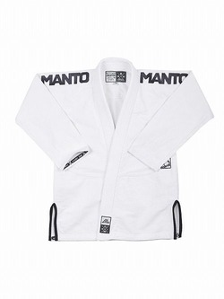 MANTO X3 BJJ GI white V2 1