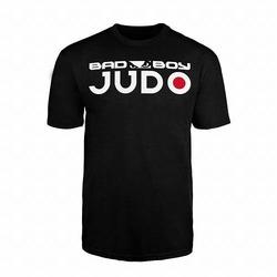Judo Discipline T black 1