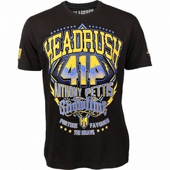 Headrush UFC 164 Anthony Showtime Pettis Walkout Shirt1