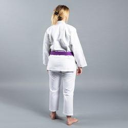 Standard Issue BJJ Gi Female Cut White2