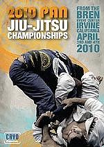 DVD パン2010 ブラジリアン柔術選手権 3枚組