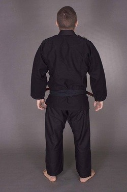 KIMONO BLACKBALL NEW EVOLUTION PRETO3