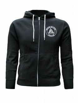 classic black hoodie 1