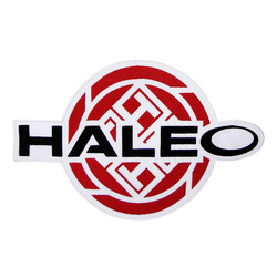 HALEO KAMON パッチ 2