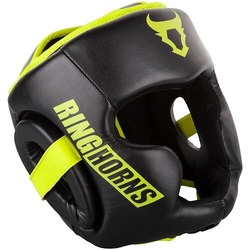 Ringhorns Charger Headgear Black Neo Yellow1