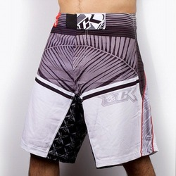 CK Palms Shorts Red 1