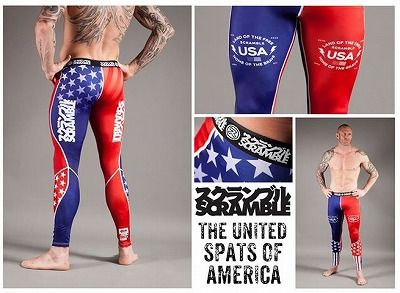 Spats Stars and Stripes 4