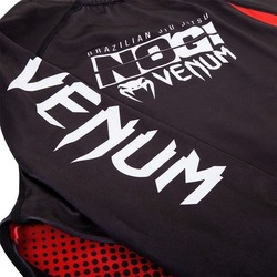 Rashguard Venum No Gi LS BlackRed_9