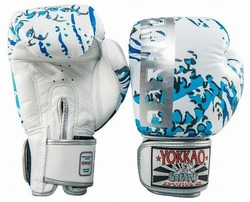 Great Waves Muay Thai Boxing Gloves 3