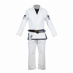 Junior HYPERLYTE Gi White 1