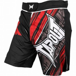 Performance Fight Shorts Red 1