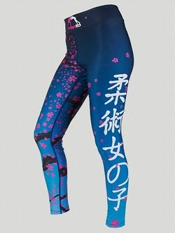 women leggings SAKURA 2
