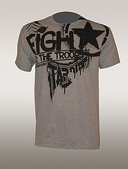 Tapout Respect Grey T-Shirt