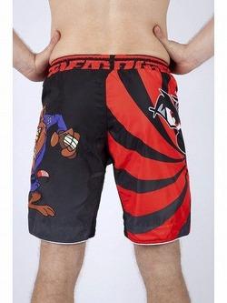 Lunatic Jiu Jitsu MMA Shorts 3