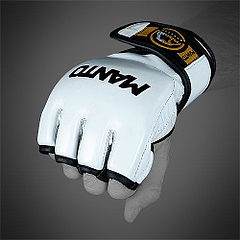 MANTO MMA Gloves PRO white1