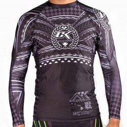 Haka_rashguard_white_black_Long_Sleeve 1