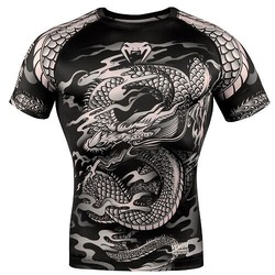 Dragons Flight Rashguard ss blacksand1