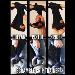 Grip Trainers Ninja Black 2