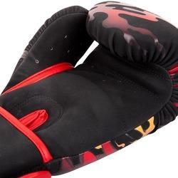Dragons Flight Boxing Gloves BlackRed 4