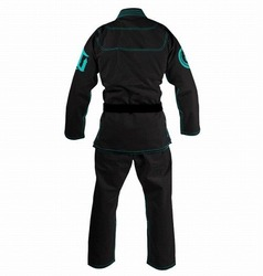 Girls gi black 2