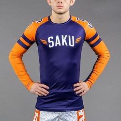 Scramble x Sakuraba Saku Wrestling Rashguard 1
