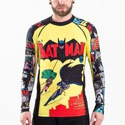 Batman Number 1 Comic Rash 1