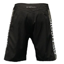 Embroidered Fight Shorts 2