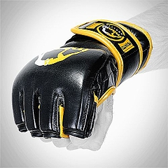 MANTO MMA Gloves PRO Black1