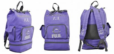 Fuji Sports Kassen Backpack Mauve