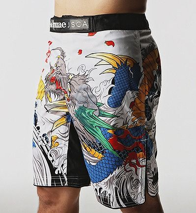 Shorts The Dragon1
