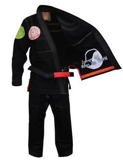 Alpha Jiu-Jitsu Black Gi 1