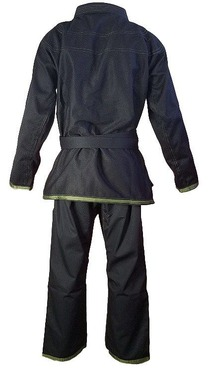 Sports Combatives BJJ Gi black 2