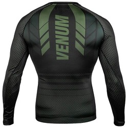 Technical 20 Rashguard ls blackkhaki4